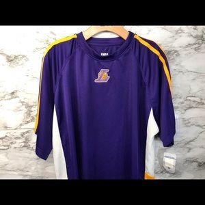 Men's LA Los Angeles Lakers Jersey Shirt Small XL